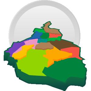 Grafico de Alcaldias