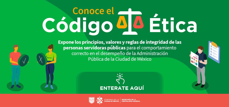 Código de Ética.